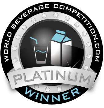World Beverage Competition - Platinum Award