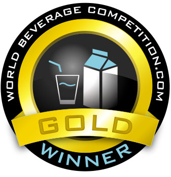 World Beverage Competition - Gold Award